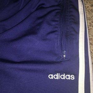 Adidas warm-up pants
